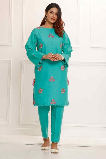 Lawn Embroidery Pret SPS-153